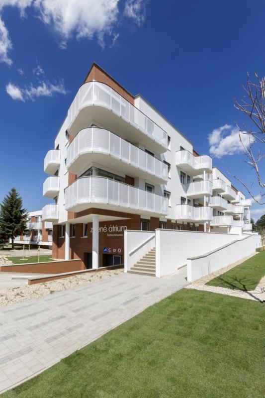 Bytový dom Zelené átrium